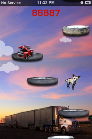 Screenshot J Dog Truck Jump – Beware of Zombie