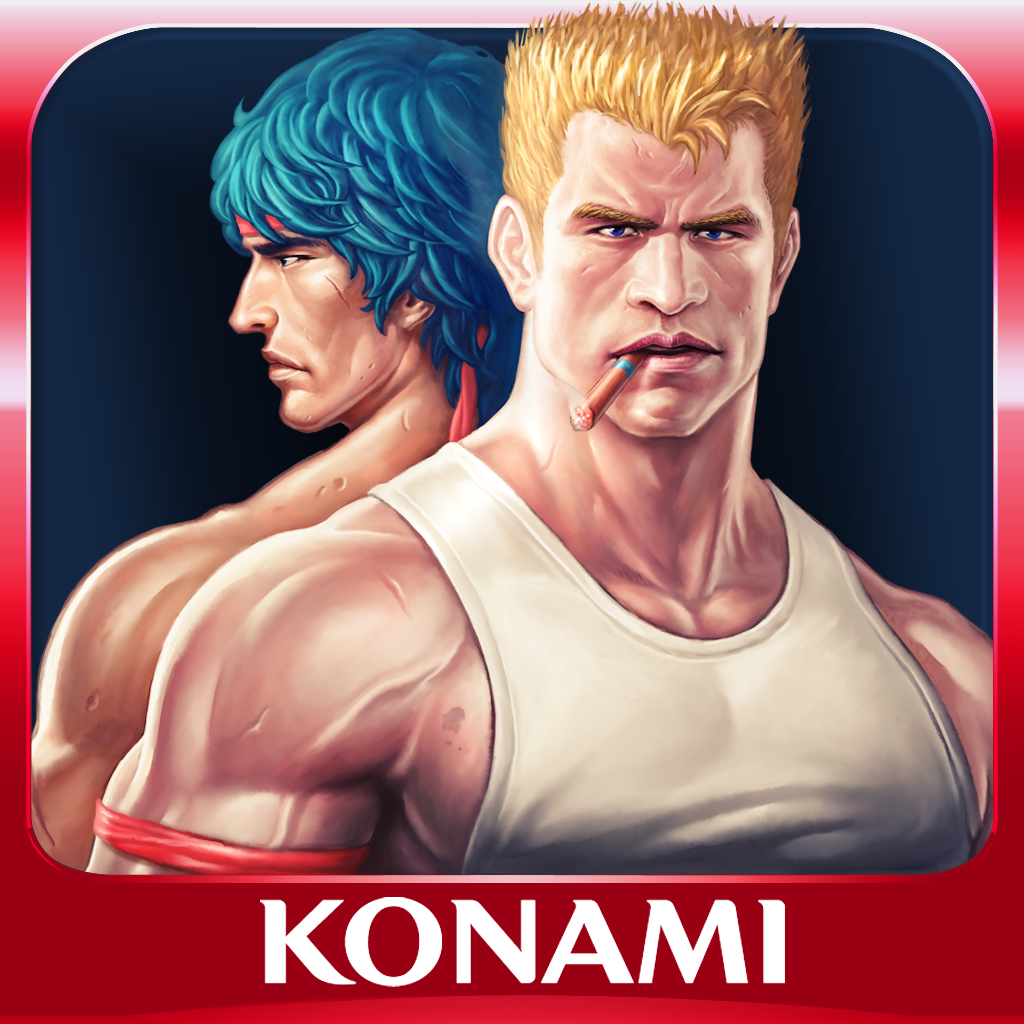 Contra: Evolution by PunchBox Studios icon