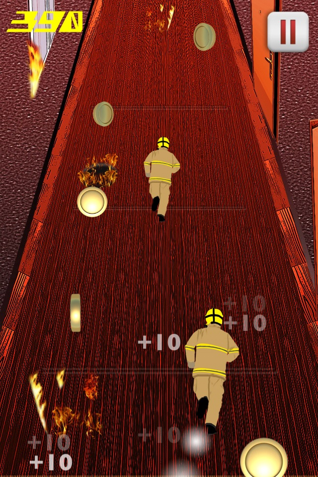 Screenshot Fire Fighter Escape – Shoot and Run Free