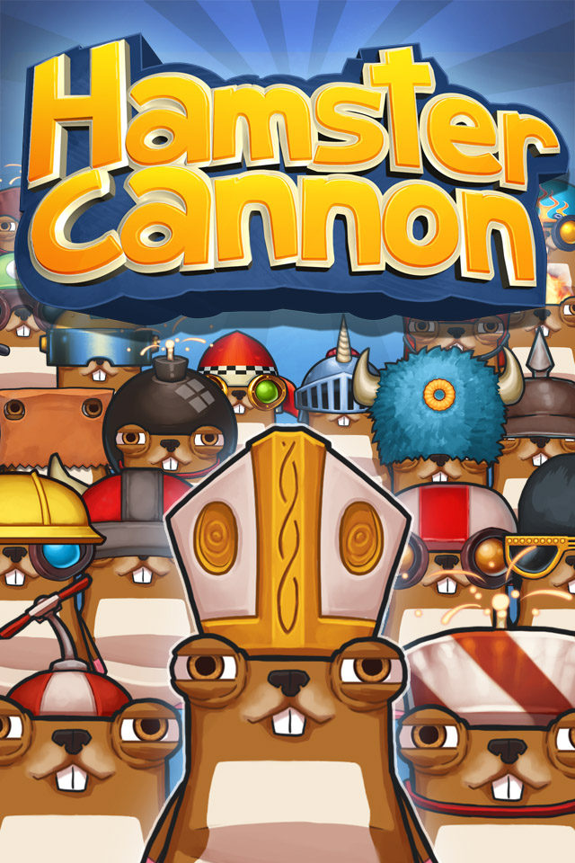 Hamster Cannon by Big Blue Bubble (universal)